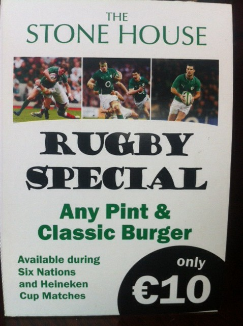 Rugby Special